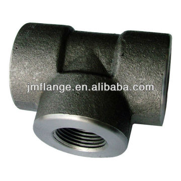 Stainless Steel Threaded Tee /Pipe Fitting