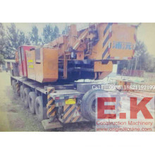 130ton Used Puyuan Zoomlion Truck Cranes (QY130H-1)