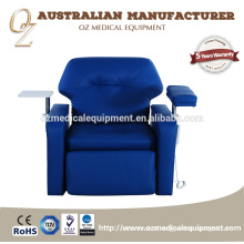 CE Adjustable Drawing Blood Transfusion Chair