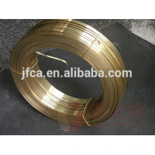 Round dead soft brass wire