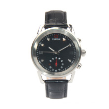 New style stainless steel custom logo online watch bluetooth with man