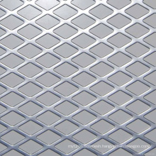 Decorative Aluminium expanded wire mesh