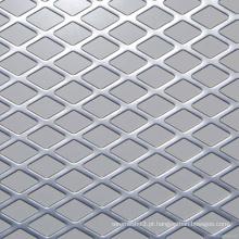 Rede de arame expandida de alumínio decorativa