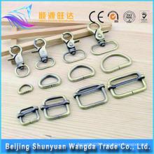 die casting Wholesale snap hook metal swivel snap hook clasp for handbag