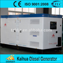 80Kw silent type diesel genset powered by perkins factory outlet