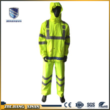 easy to carry traffic roadway security reflective clothing