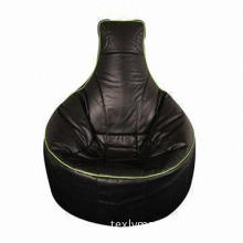 37-inch Video Bean Bag Chair with Supportive and Comfortable Design, Easy-to-clean