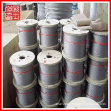 Wholesale plough steel wire rope(manufacture)