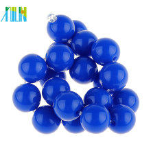 Wholesale Clear Acrylic Beads / Faceted Round Acrylic Beads 4-30mm