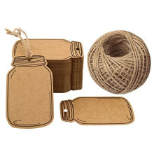 Custom Gift Tags with 100 Feet Twine