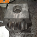 nourrir le boîtier avec de l'acier de base 38CrMoAlA pour baril