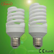 2015 a nouveau complet lampe économiseuse d'énergie de spirale