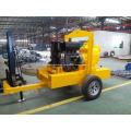 Abwasser vertikale Papierkorb Umgang mit zentrifugalen Diesel Motorpumpe selbstansaugend Laufrad
