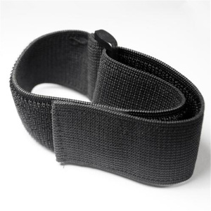 Velcro Elastic unnapped loop fastening medical strap