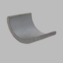 Arc Shaped Ferrite  Magnet for Motor
