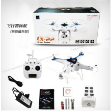 Drone RC Quadcopter 2.4G RC Cx22 Hot-Sell com câmera