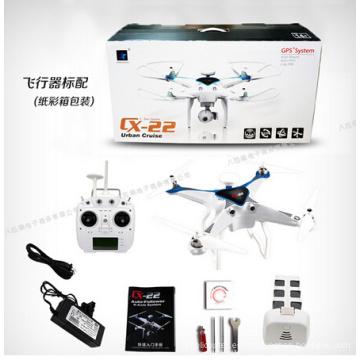 Cx22 Hot-Sell RC Quadcopter 2.4G RC Drone con cámara