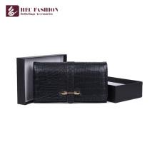 HEC Gros Mode Filles Sacs De Luxe Style PVC PU Cuir Matériel Argent Carte Porte-Cartes Portefeuilles Pour Femmes