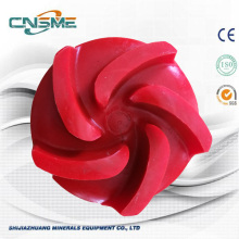 Polyurethane Pump Parts Impeller of Slurry Pump