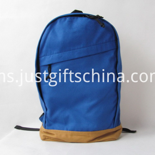 Promotional 600D Oxford Backpacks - Two-Tone Design (3)