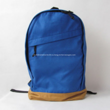 Рекламные 600D Оксфорд рюкзаки - двухцветный дизайн