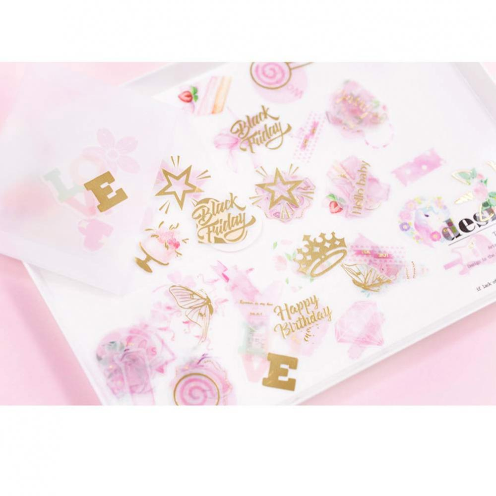 Cute Stationery Sticker Set 5