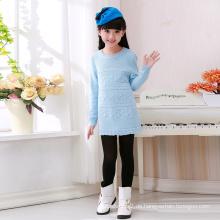 Pullover und Strickjacke mit zwei Farben Strickpullover