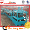 Talang Aluminium Profil Membuat Mesin, Cold Roll Forming Machine