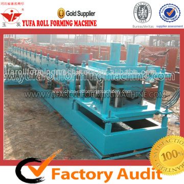High Efficiency Gutter Roll Forming Machine,Color Steel Metal Making Machine