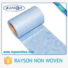 Высокое качество нетканых перфорации ткани водоотталкивающая ткань