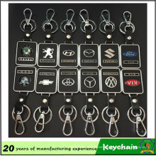 Popular High Quality Car Brand Key Chain