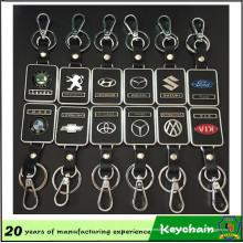 Porta-chaves marca carro popular de alta qualidade