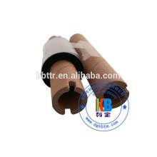 Compatible free sample black wash resin fc2 thermal transfer ribbon