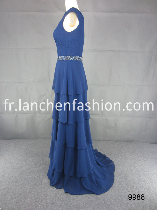 dress navy side