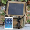 Matériau en toile avec une capacité de 20-30L Nouveau sac à dos Solar Solar