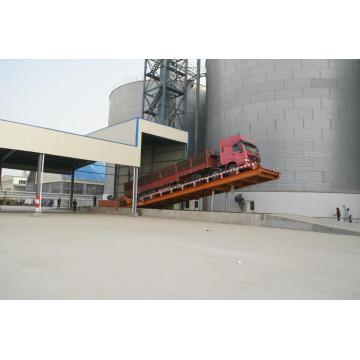 Linha de produção de pré-tratamento de sementes oleaginosas