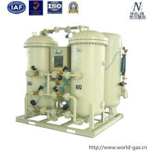 Gerador do nitrogênio da pureza elevada para o produto químico (ISO9001, CE)