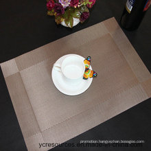 European Style Deluxe PVC Placement Cloth