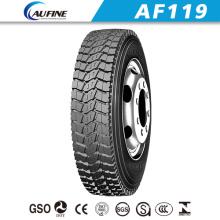 Caminhão de gcc pneu pneus de caminhão usados (12.00R24)