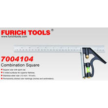 Combination Square with Vail of 7004104