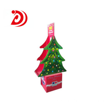 Christmas product exhibition display stand