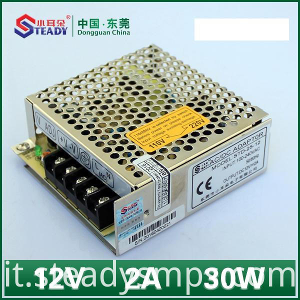 Power Supply Network 12vdc