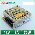 12VDC Network Power Supply 30W