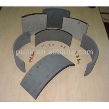 High Quality Truck Brake Lining Non-asbestos 19090 19071 4311XX 4551Ba