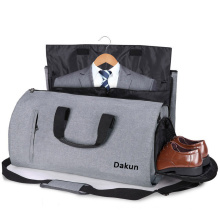 Wholesale Personalized Carry on Garment Suit Bag Foldable Weekend Sport Travelling Duffle Bag