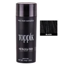 Toppik Traitement de la Chute des Cheveux et Fibres de Renforcement des Cheveux 55g (1.94OZ) Noir