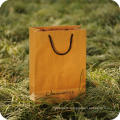 Kraft Paper Gift Bag with Twist Handle or Flat Handle