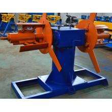Desenrollador de hoja de metal principal pasivo doble de alta calidad de 3 toneladas