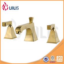 Chifre de latão de latão duplo de cozinha decorativo (LLS09123G)