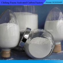 Para pó de alúmina de alta pureza refractária